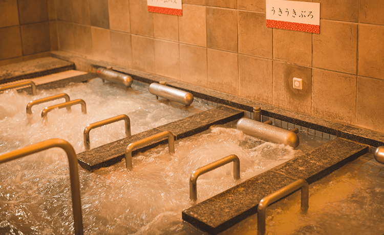 うきうき風呂