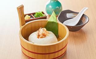 旅籠のおぼろ豆腐